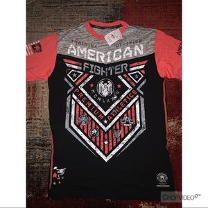 American Fighter t shirt